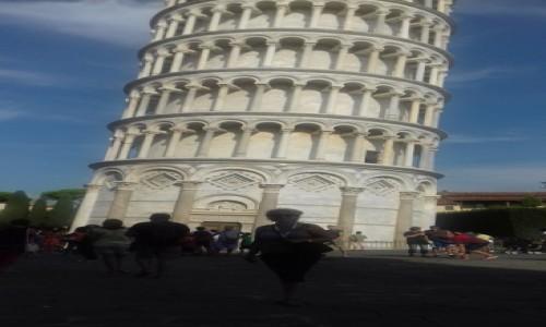 Zdjecie WłOCHY / - / Piza / Wieża