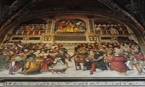 Zdjecie WłOCHY / Toskania / Siena / Siena, katedra
