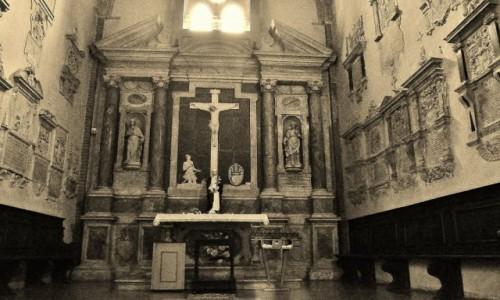 Zdjęcie WłOCHY / Toskania / Siena / Siena, kaplica w bazylice św. Dominika