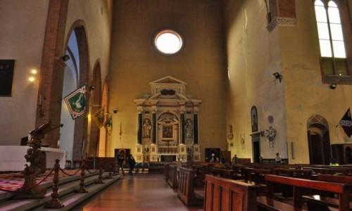 Zdjęcie WłOCHY / Toskania / Siena / Siena, bazylika św. Dominika