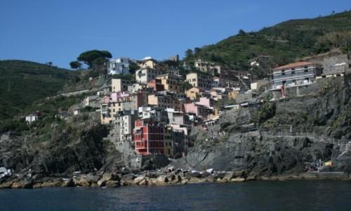 Zdjęcie WłOCHY / Riwiera Liguryjska / Riomaggiore / Cinque Terre