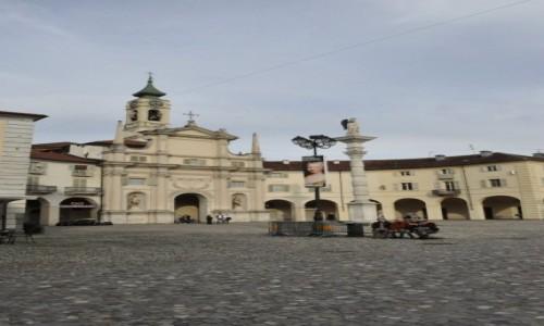 Zdjęcie WłOCHY / Piemont / Venaria / Posiadłość Venaria