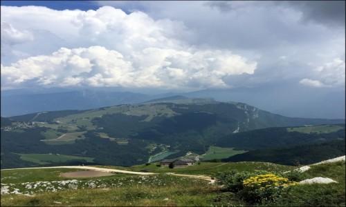 WłOCHY / Wenecja Euganejska / Monte Baldo / benvenuti sul Monte Baldo...