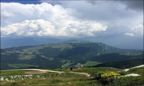 Zdjecie WłOCHY / Wenecja Euganejska / Monte Baldo / benvenuti sul Monte Baldo...