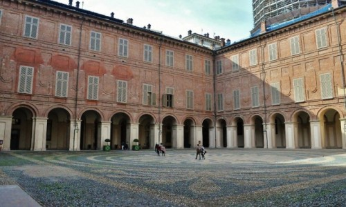 WłOCHY / Piemont / Turyn / Turyn, Palazzo Reale