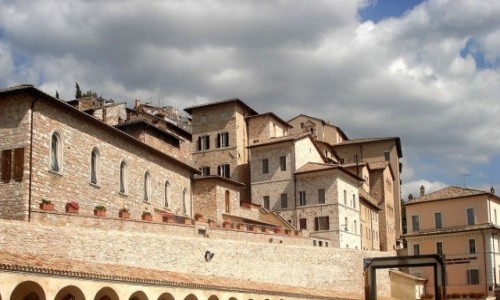 WłOCHY / Umbria / Asyż / Włoskie wspomnienie.