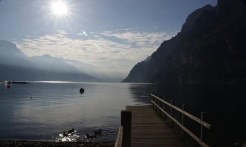 WłOCHY / Trentino / Jezioro Garda / Jezioro Garda 1