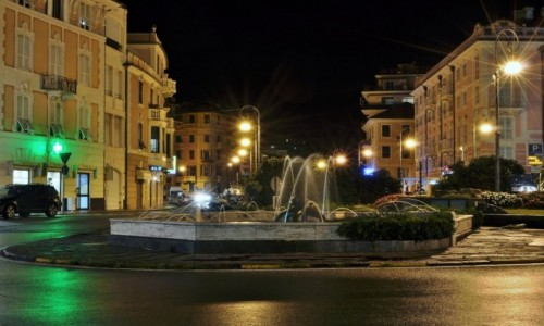 WłOCHY / Liguria / Rapallo / Rapallo