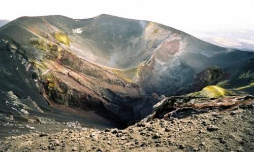 Zdjęcie WłOCHY / Sycylia / Etna / Na Etnie.