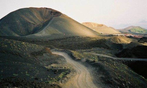 Zdjecie WłOCHY / Sycylia / Etna / Etna.