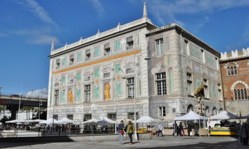 Zdjęcie WłOCHY / Liguria / Genua / Genua, Palazzo San Giorgio