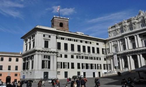 Zdjęcie WłOCHY / Liguria / Genua / Genua, Palazzo Ducale