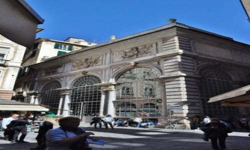Zdjęcie WłOCHY / Liguria / Genua / Genua, uliczki