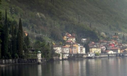 Zdjecie WłOCHY / Lombardia / Varenna / Na skraju