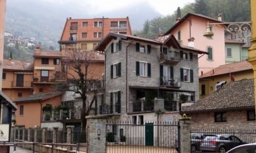 Zdjecie WłOCHY / Lombardia / Varenna / Domki nad jeziorem