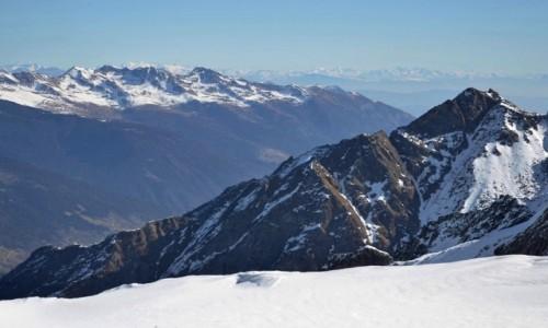 Zdjęcie WłOCHY / Trydent / Cima Presena / szukając śniegu...
