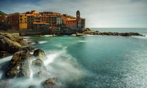 Zdjęcie WłOCHY / Prowincja La Spezia / Tellaro / Tellaro