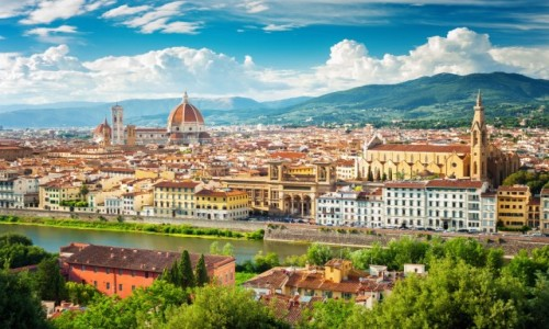 WłOCHY / Toskania / Florencja / Toskania