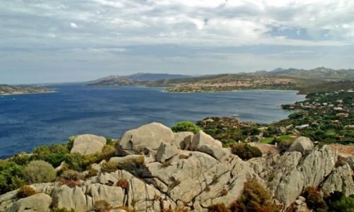 Zdjęcie WłOCHY / Sardynia / Punta Sardegna / okolice Punta Sardegna