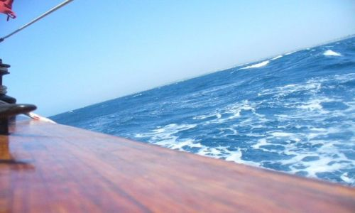 Zdjecie WłOCHY / Morze Śródziemne / okolice Sycylii / Scirocco