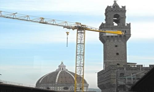 Zdjęcie WłOCHY / toskania / Florencja / Trzy wieze