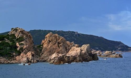 Zdjęcie WłOCHY / Sardynia / Costa Paradiso / Sardynia