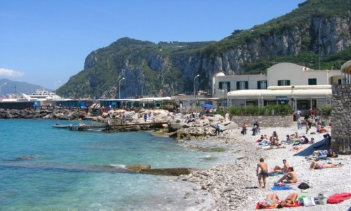 Zdjęcie WłOCHY / Campania / Capri / Capri