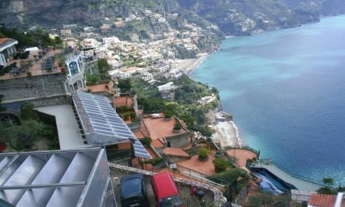 Zdjęcie WłOCHY / Campania / wybrzeże Amalfi / wybrzeze Amalfi