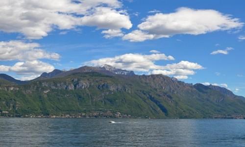 Zdjęcie WłOCHY / Lombardia / Lago di Como / na szlaku...