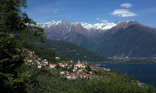 Zdjęcie WłOCHY / Lombardia / Domaso / Vercana