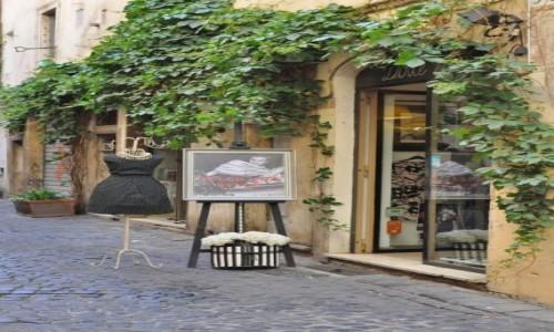 Zdjęcie WłOCHY / Lazio / Rzym / Rzym, ciekawostka