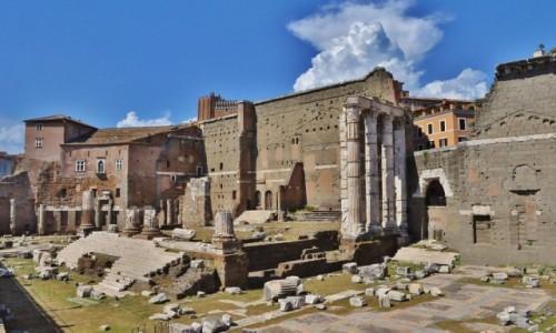 Zdjęcie WłOCHY / Lazio / Rzym / Rzym antyczny