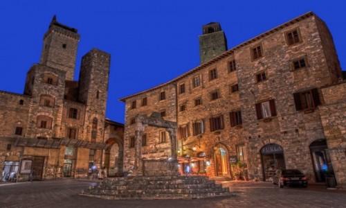 Zdjęcie WłOCHY / Toskania / San Gimignano / San Gimignano