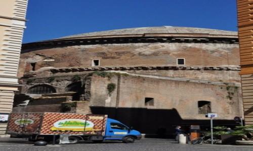 Zdjęcie WłOCHY / Lazio / Rzym / Rzym, Panteon