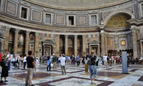 Zdjecie WłOCHY / Lazio / Rzym / Rzym, Panteon