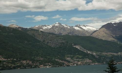 Zdjęcie WłOCHY / Lombardia / Bellano / Alpy
