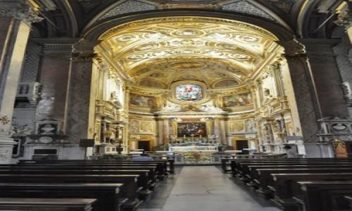 Zdjęcie WłOCHY / Lazio / Rzym / Rzym, kościół duszp. niemieckiego