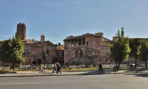 Zdjęcie WłOCHY / Lazio / Rzym / Rzym, starożytność
