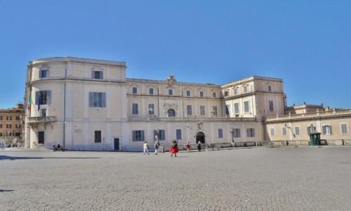 Zdjęcie WłOCHY / Lazio / Rzym / Rzym,  Kwirynał