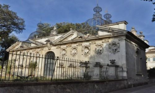 Zdjęcie WłOCHY / Lazio / Rzym / Rzym,  Posiadłość Borgiów