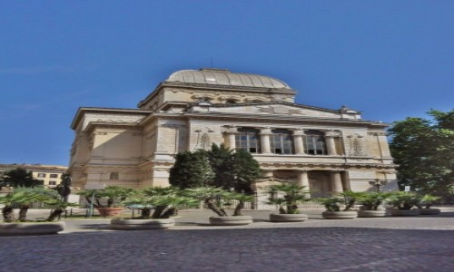 Zdjęcie WłOCHY / Lazio / Rzym / Synagoga rzymska