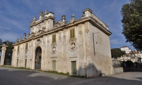 WłOCHY / Lazio / Rzym / Rzym, posiadłość Borgiów