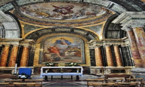 WłOCHY / Lazio / Rzym / Rzym, Piazza del Popolo