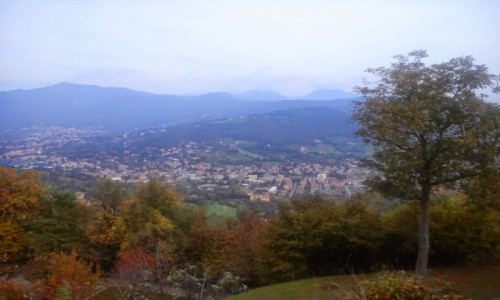 Zdjecie WłOCHY / - / Bergamo / Pierwsze dalekie i egzotyczne