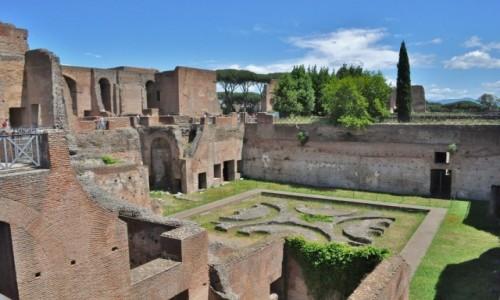 Zdjecie WłOCHY / Lazio / Rzym / Rzym, Pallatynat