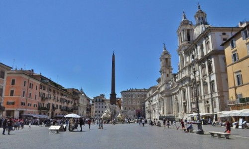 Zdjęcie WłOCHY / Lazio / Rzym / Rzym, Piazza Navona