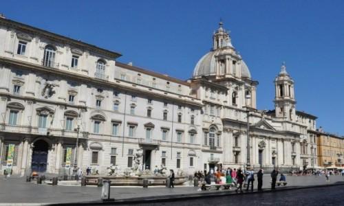 WłOCHY / Lazio / Rzym / Rzym, Piazza Navona