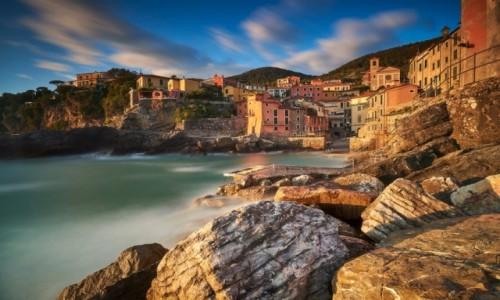 WłOCHY / Cinque Terre / Tellaro / Tellaro