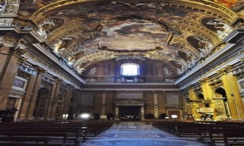 Zdjecie WłOCHY / Lazio / Rzym / Rzym, Il Gesu