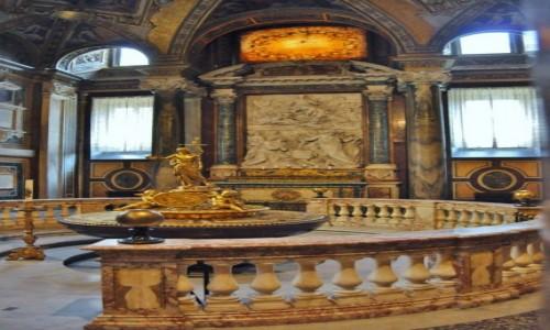 Zdjecie WłOCHY / Lazio / Rzym / Rzym, bazylika Samta Maria Magiore